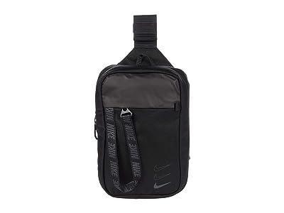 Nike Advance Hip Pack (Black/Black/Dark Smoke Grey) Bags