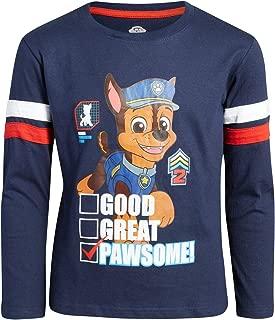 Boys Paw Patrol Long Sleeve T-Shirt