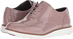 Twilight Mauve Patent Leather/Optic White