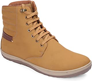 Red Chief Men's Rust Boots-10 UK/India (44 EU)(RC3550 022)