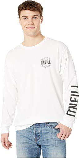 Sideshot Long Sleeve Screen Tee