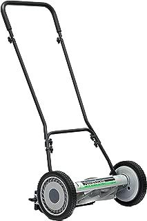American Lawn Mower Company 1815-18 815-18 Reel Lawn Mower, 18-Inch, 5-Blade, Black (Renewed)