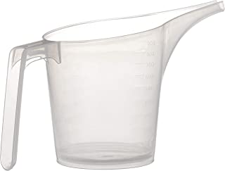 Fox Run 4831 Easy Pour Measuring Cup/Funnel, 4.5 x 9.25 x 5.5 inches, Clear