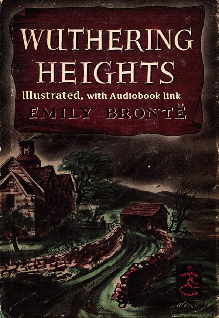 リア王妊娠した気質Wuthering Heights (Illustrated) (English Edition)