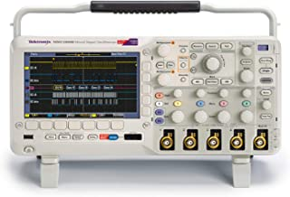 Tektronix MSO2004B Mixed Signal Oscilloscope, 70 MHz, 1 GS/s Sample Rate, 1 Length, 4 Analog Channels, 5 Year Warranty