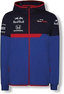 Scuderia Toro Rosso F1 Team Zip Hoodie Blue