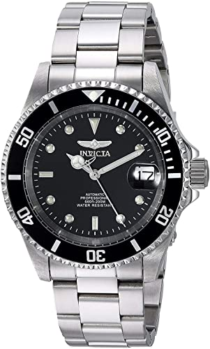 Invicta Automatic Pro Diver Stainless Steel Watch