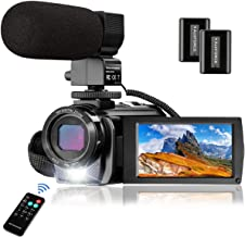 Video Camera Camcorder MELCAM 1080P 30FPS 24MP 3.0 Inch Screen Digital Camera with..