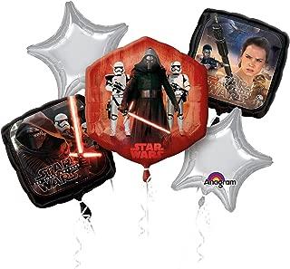Star Wars the Force Awakens Birthday Bouquet Balloon