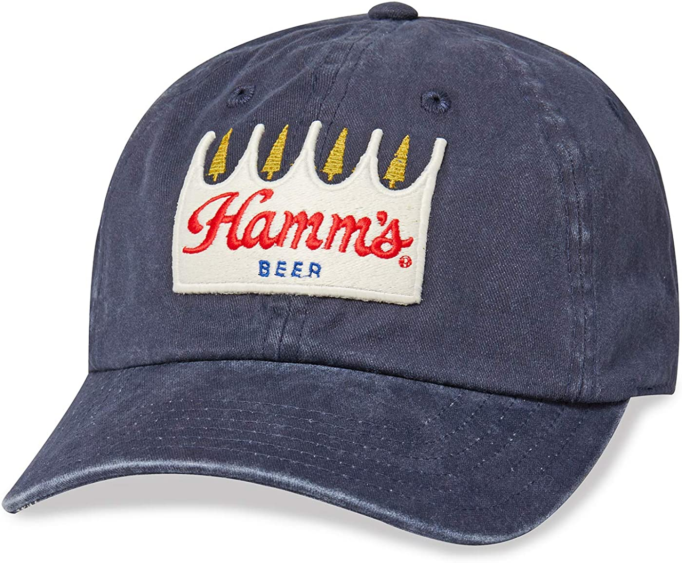 AMERICAN NEEDLE Hamm's - Mens New Raglan Snapback Hat