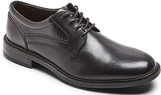حذاء أكسفورد رجالي سادة عند الأصابع من Rockport Rockport Rockport