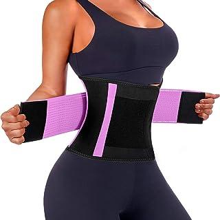 ZOUYUE Women Waist Trainer Belt, Waist Cincher Trimmer...