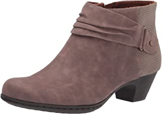 Rockport womens Rockport Women's Brynn Rouched Boot