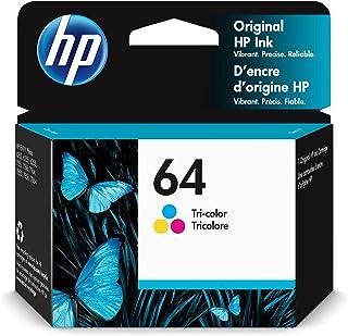HP 64 Tri-Colour Original Ink Cartridge (N9J89AN)