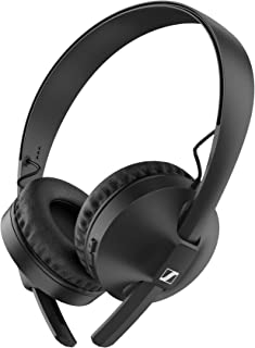 Sennheiser HD 250BT Bluetooth 5.0 Wireless Headphone with AAC, aptX™, aptX™ Low Latency, transducer Technology and Build-i...