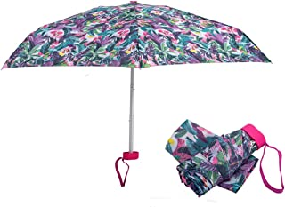 Reverse Folding Umbrella Triple-Fold Windproof Quick-Drying UV Protection Layer Sun Umbrella Outdoor with Automatic Switch Compact Umbrella Portable Mini Umbrella Lightweight Small Travel Umbrella