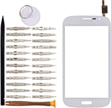 Goodyitou Touch Screen Glass Digitizer Replacement for Samsung Galaxy Grand Neo/Grand Lite/Grand Neo Plus/I9060I/I9060(White)