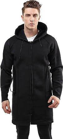 [MORGEN SKY] メンズジャケット ボートコート ウェットスーツ 2mm ネオプレン素材 保温 防寒防風 カジュアル 多機能 お釣りウェア フィッシング 磯釣り MY105