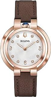 Ladies' Bulova Rubaiyat Diamond Special Edition Lady Ganga Watch 97P131