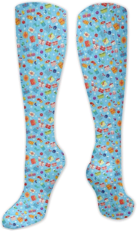 Compression Miami Mall Max 78% OFF Socks for Women One Size(50CM Men Circulation