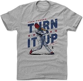 500 LEVEL Trea Turner Shirt - Washington Baseball Men's Apparel - Trea Turner Turn It