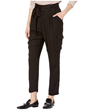 BB Dakota Precious Cargo Pants (Black) Women