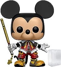 Funko Pop! Disney: Kingdom Hearts - Mickey Mouse Vinyl Figure (Includes Pop Box Protector Case)