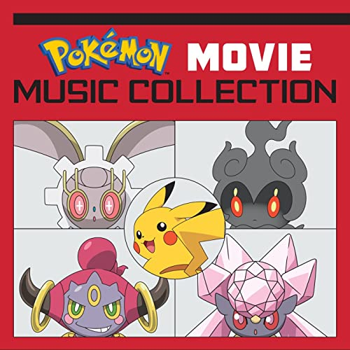 Pokemon Movie Music Collection Original Soundtrack By Pokemon On Amazon Music Amazon Com
