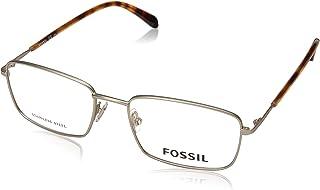 نظارات فوسيل 7016 0B6B بلون فضي مطفي/ عدسات تجريبية 00