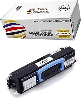 GLB Premium Quality Compatible Dell 1700, 1710, 310-7025, 310-5402, 310-7041 K3756 Black Toner Cartridge for Dell 1700, 1700n, 1710, 1710n Printers