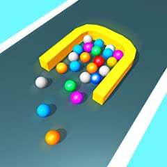 Collect all color cubes Move the picker left and right Pick every color cube to reach the high score