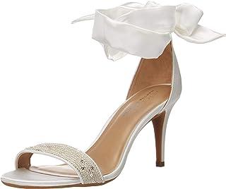 Aerosoles Women's Dress, Sandal Pump, Bone Multi,8