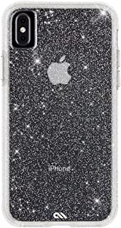 Case-Mate - iPhone XS Max Case - SHEER CRYSTAL - iPhone 6.5 - Crystal Clear