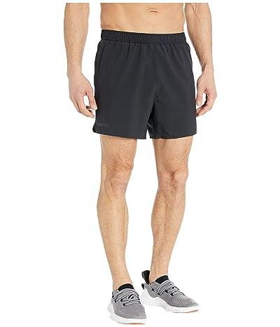 Craft ADV Essence 5 Stretch Shorts (Black) Men