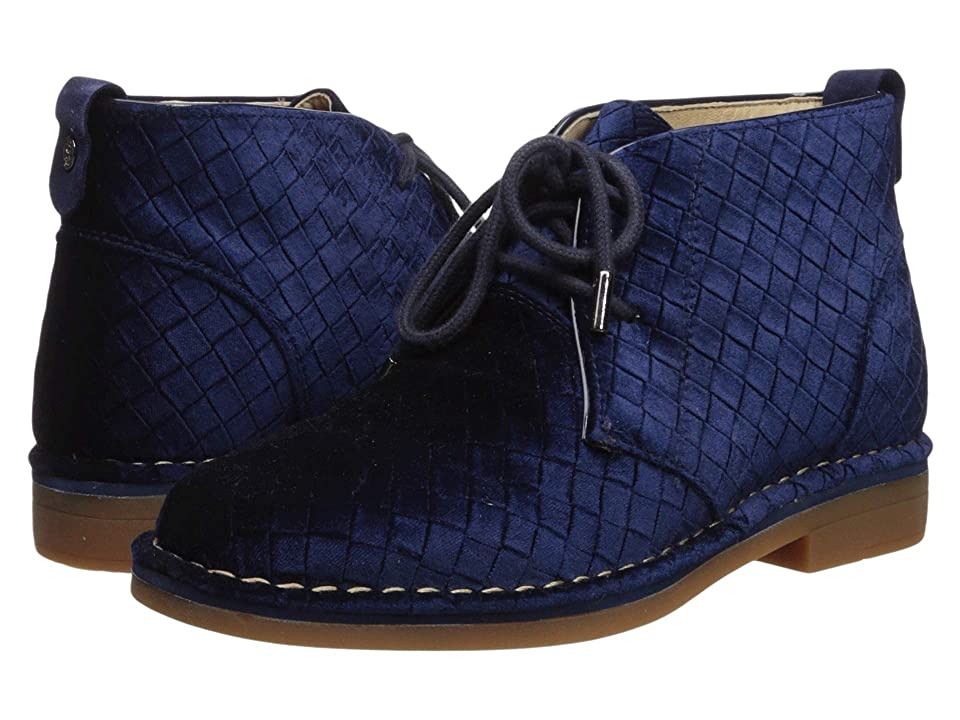 Hush Puppies Cyra Catelyn (Navy Basket Velvet) Women