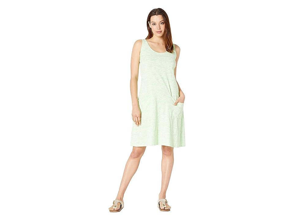 Fresh Produce Seashore Drape Dress (Aloe) Women