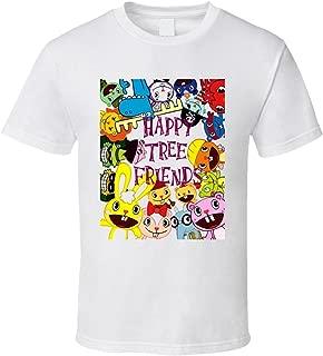 Win-Tshirts Happy Tree Friends Cartoon Classic T Shirt