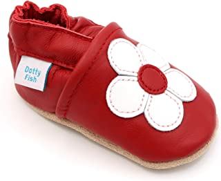 5ca7a0769020f Amazon.fr   Rouge - Chaussons   Chaussures bébé fille   Chaussures ...