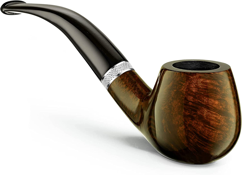 Mr. Brog Full Bent Tobacco 35% OFF Pipe Cheap super special price - No: 82 Model Pecan Me Consul
