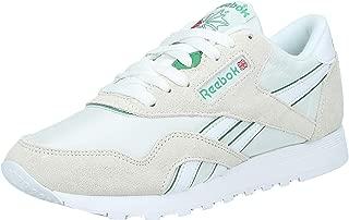 Reebok Cl Nylon, Women's Sneakers, Green