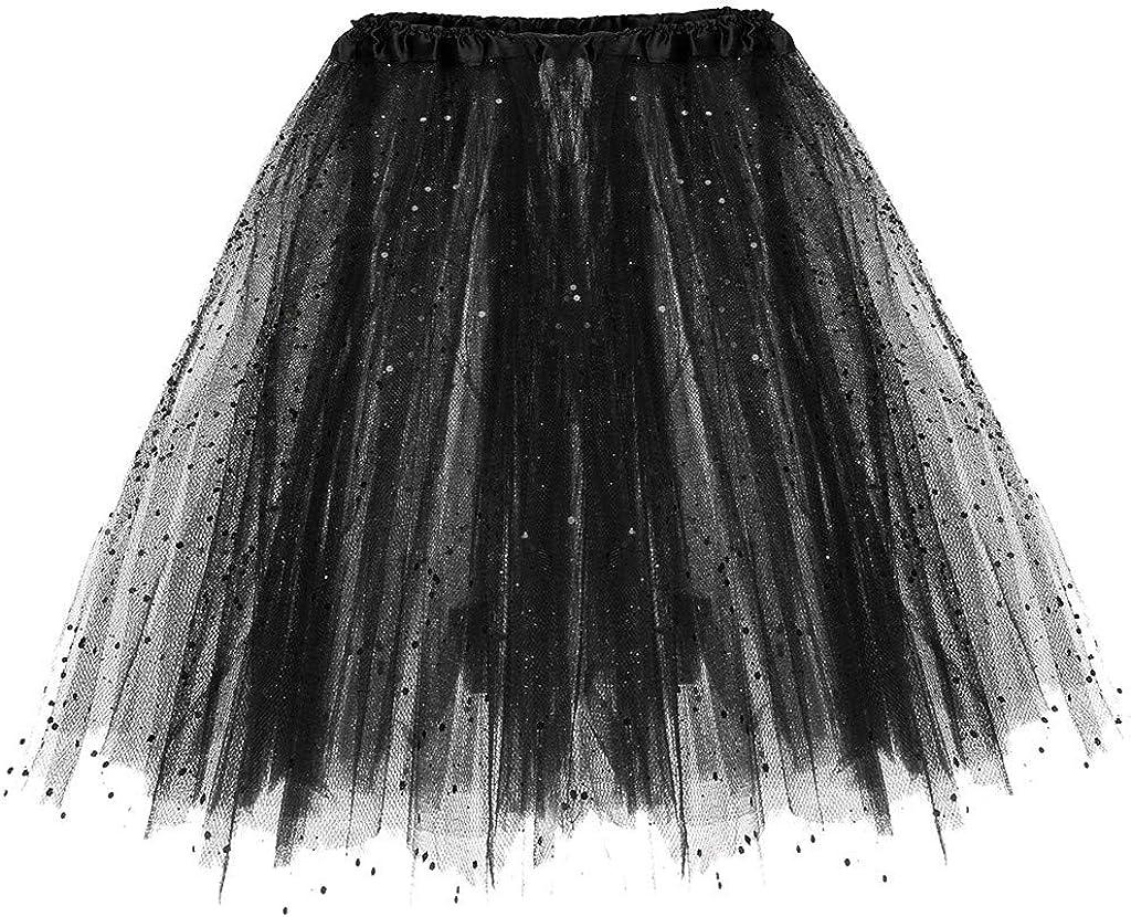 KoLan Womens Skirts womens Flared