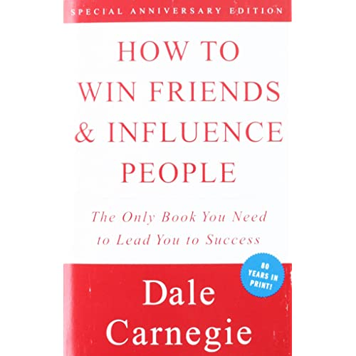 How to Win Friends & Influence People: Dale Carnegie: 8937485909400