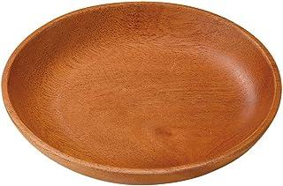 キャプテンスタッグ(CAPTAIN STAG) 木製食器 木製 食器 丸型 プレート ウッドブレス UP-2553 / UP-2554 / UP-2555