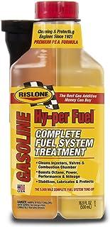 تصفیه سیستم سوخت بنزین Leaks Rislone 4700 کامل سیستم سوخت بنزین 16.9 اونس.
