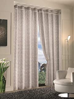 Home Collection tcstr129/150Blind Pair Stripes 150x70x150 cm grey