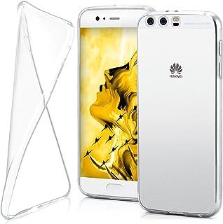 MoEx® Funda [Transparente] Compatible con Huawei P10 | Ultrafina y Antideslizante - Transparent
