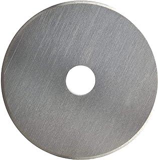 Fiskars Lame rotative originale de rechange Titanium, Ø 45 mm, Revêtement en titane, Coupe droite, 1003909