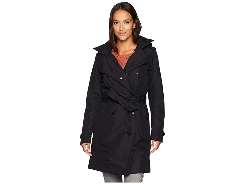 Helly Hansen Welsey Trench Insulated (Black) Girl