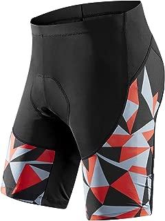 Santic Cycling Shorts Mens 3D Padded Bike Shorts for Mens Bike Bicycle Shorts Pants High Breathable