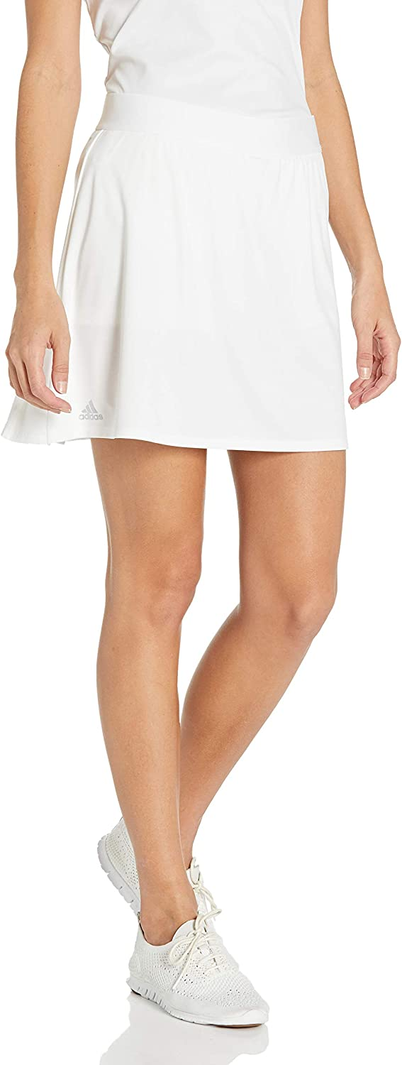 adidas Women's shopping New product Club 16-inch Skirt